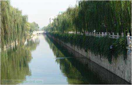 河道高清风景照